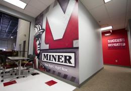 Miner Corp. Open Space