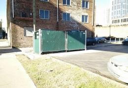 MJM Dumpster Enclosure Photo 1