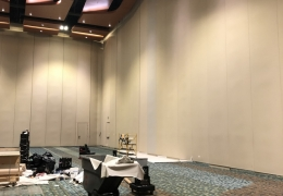 Staging Area for the Grand Hall